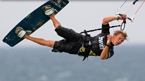 Kitesurfing Championships in Blackpool