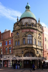 Grand Theatre at Blackpool