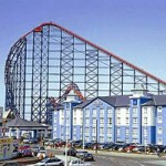Blackpool Pleasure Beach Hotels - Big Blue Hotel