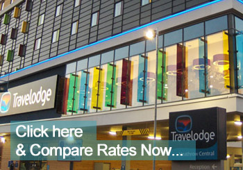 5 Star Hotels in Blackpool - Travelodge
