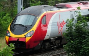 Blackpoll to london virgin train