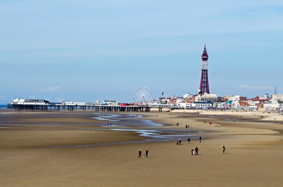 Blackpool's beaches
