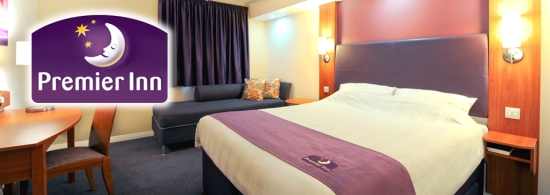 Premier Inn hotel in Blackpool