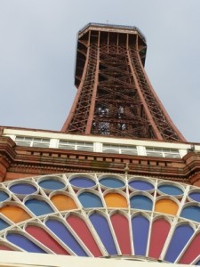 Blackpool Tower award